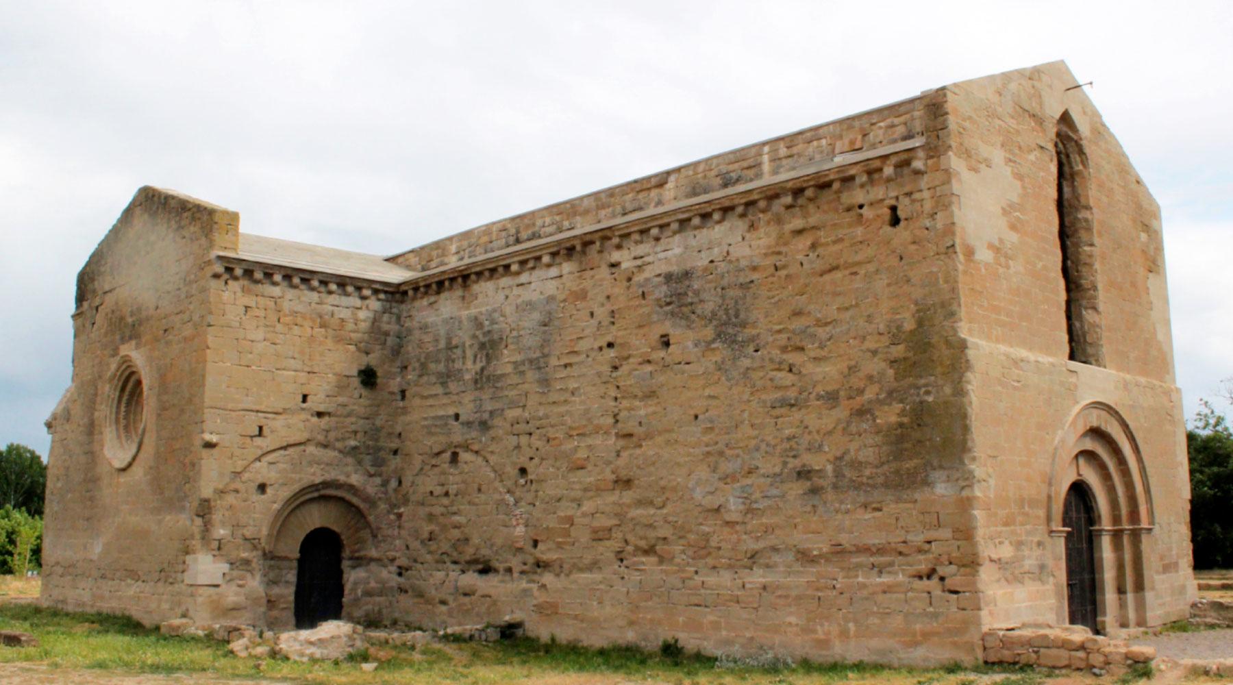 Monestir De Santa Maria De Les Franqueses, Balaguer, Lleida