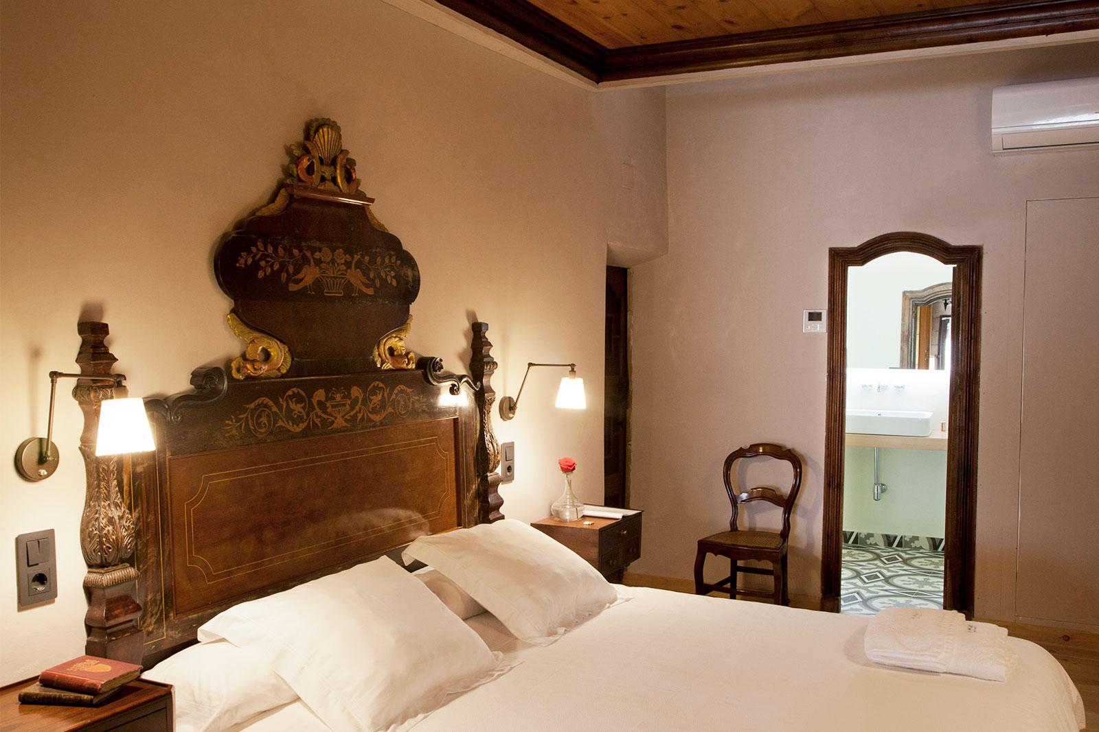 Suite Biblioteca. Hotel rural, Balaguer