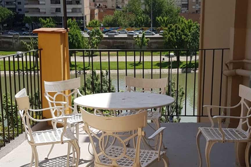 Balcó. Suite S. Montsec. Lo Palauet